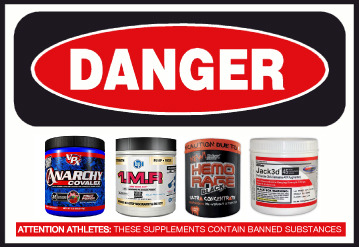 banned supplements